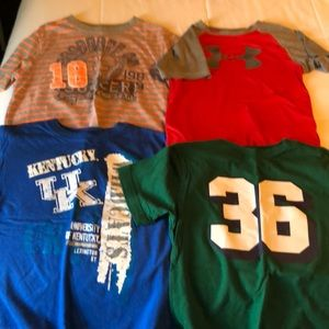 Other - Boys t-shirts size 5/6 in EUC. 4 for 10